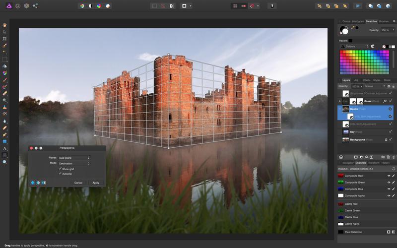 Una delle migliori alternative a Photoshop per Mac arriva anche su Windows