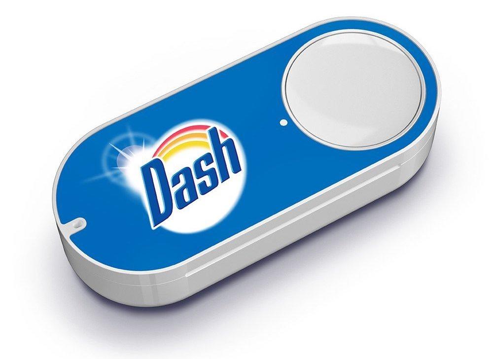 Amazon Dash Button: arrivano in Italia i pulsanti fisici per lo shopping