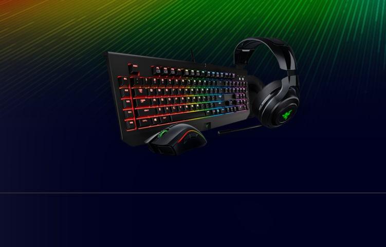 Appassionati di gaming? Razer mette a rischio i vostri risparmi con il Cyber Weekend