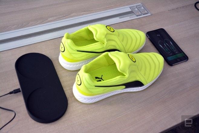 Foto e caratteristiche tecniche scarpe smart Puma Autodisc