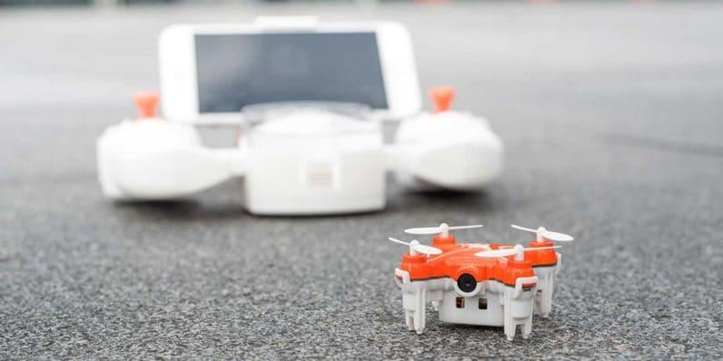 SKEYE Nano 2 è il camera drone più piccolo del mondo, ma ha potenza da vendere (video)