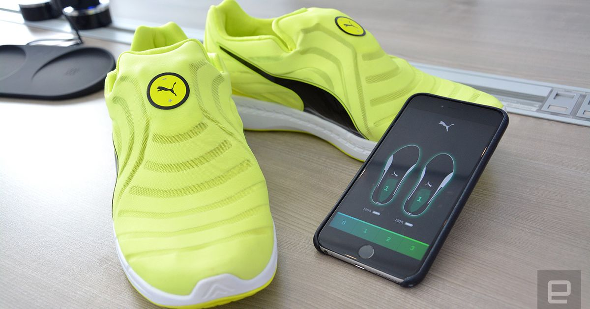 Anche Puma punta sulle scarpe smart: date uno sguardo alle Autodisc! (foto)
