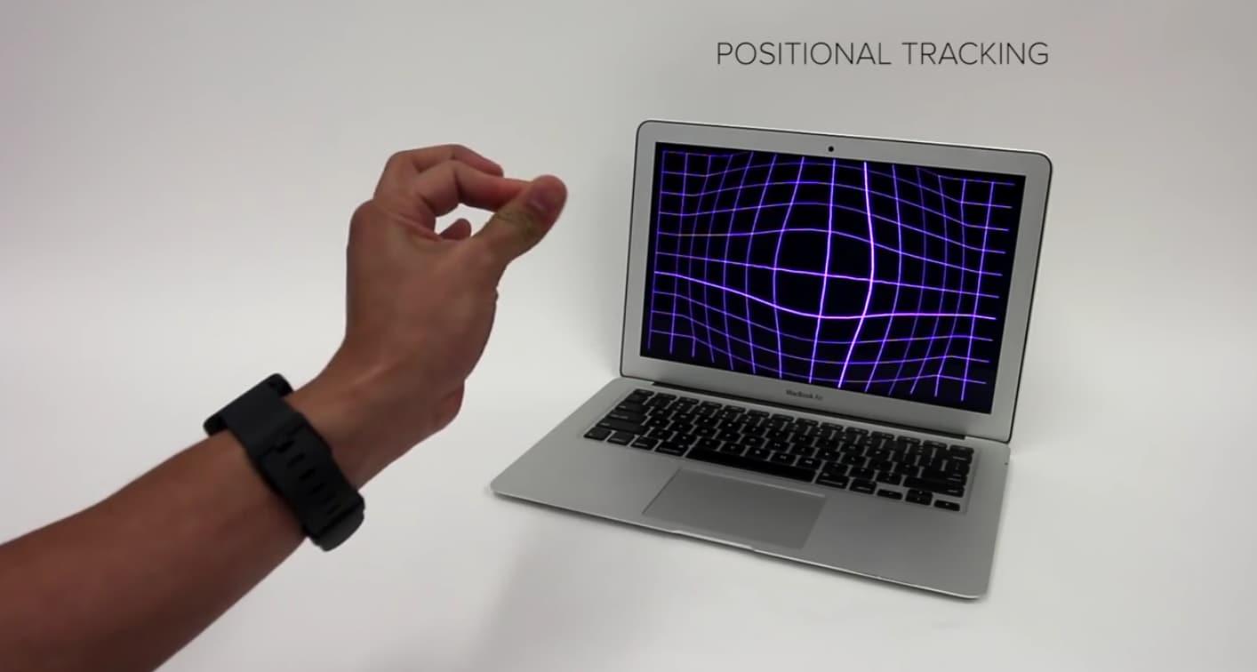 ViBand è lo smartwatch del futuro per il controllo remoto tramite gesture (video)