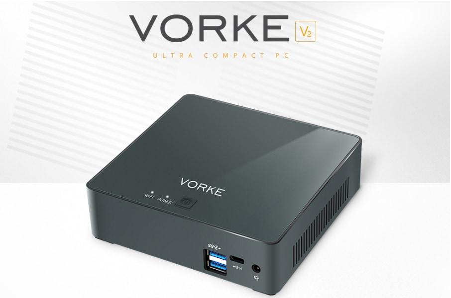 Vorke V2 Ultra in pre-ordine: si parte da 320€ per il mini PC con Core i5