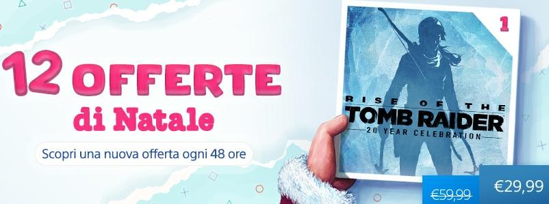 Partono oggi le 12 offerte di Natale (e non solo) sul PlayStation Store