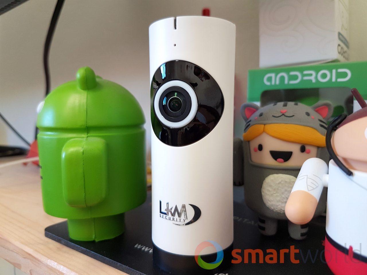 LKM Wireless Security