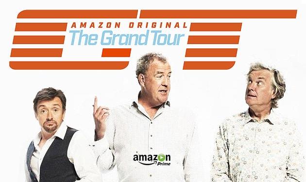 """Alcuni contenuti originali Amazon Prime Video sono """"disponibili"""" in Italia, compreso il nuovo The Grand Tour!"""