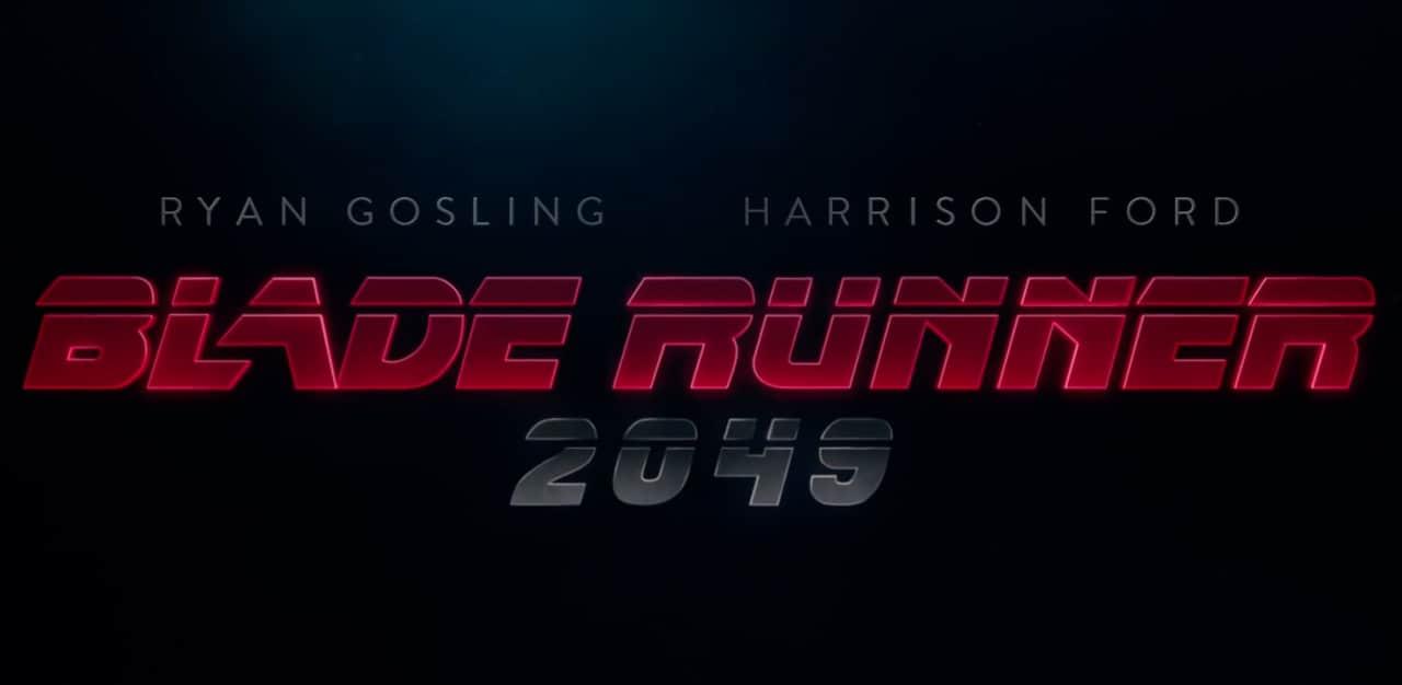 Il primo trailer di Blade Runner 2049 con Harrison Ford e Ryan Gosling