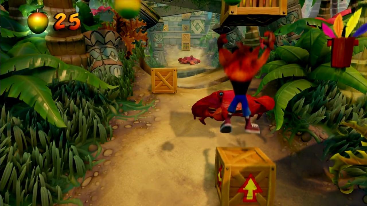 Ma quanto è bello il remake di Crash Bandicoot su PS4? (video)