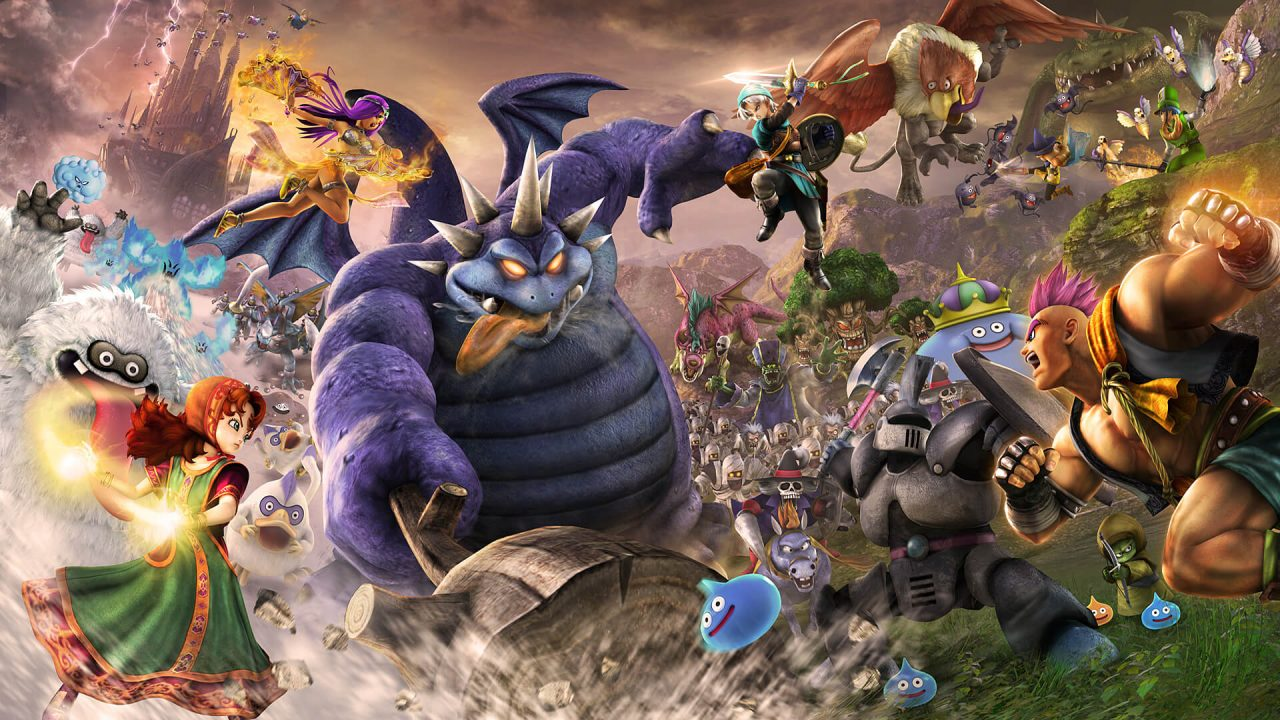 Dragon Quest Heroes II: ecco data, dettagli e... una succosa, nuova modalità (video)