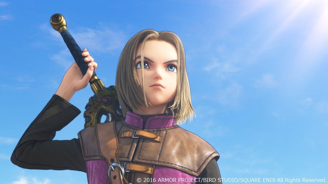 Tanti filmati e screenshot di Dragon Quest XI, arriverà anche su Nintendo Switch!