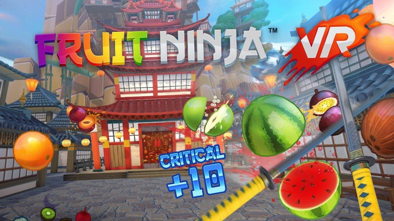 Fruit Ninja VR, tagliare la frutta non è mai stato così divertente! (video)