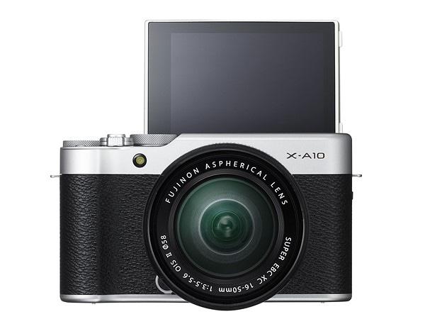 Fujifilm X-A10: la nuova mirrorless è una (ancor più) entry-level (foto e video)