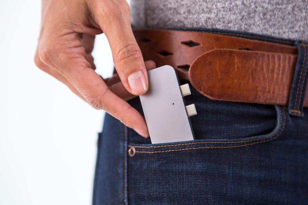 HyperDrive per i nuovi MacBook è un piccolo hub che aggiunge un sacco di porte (foto)