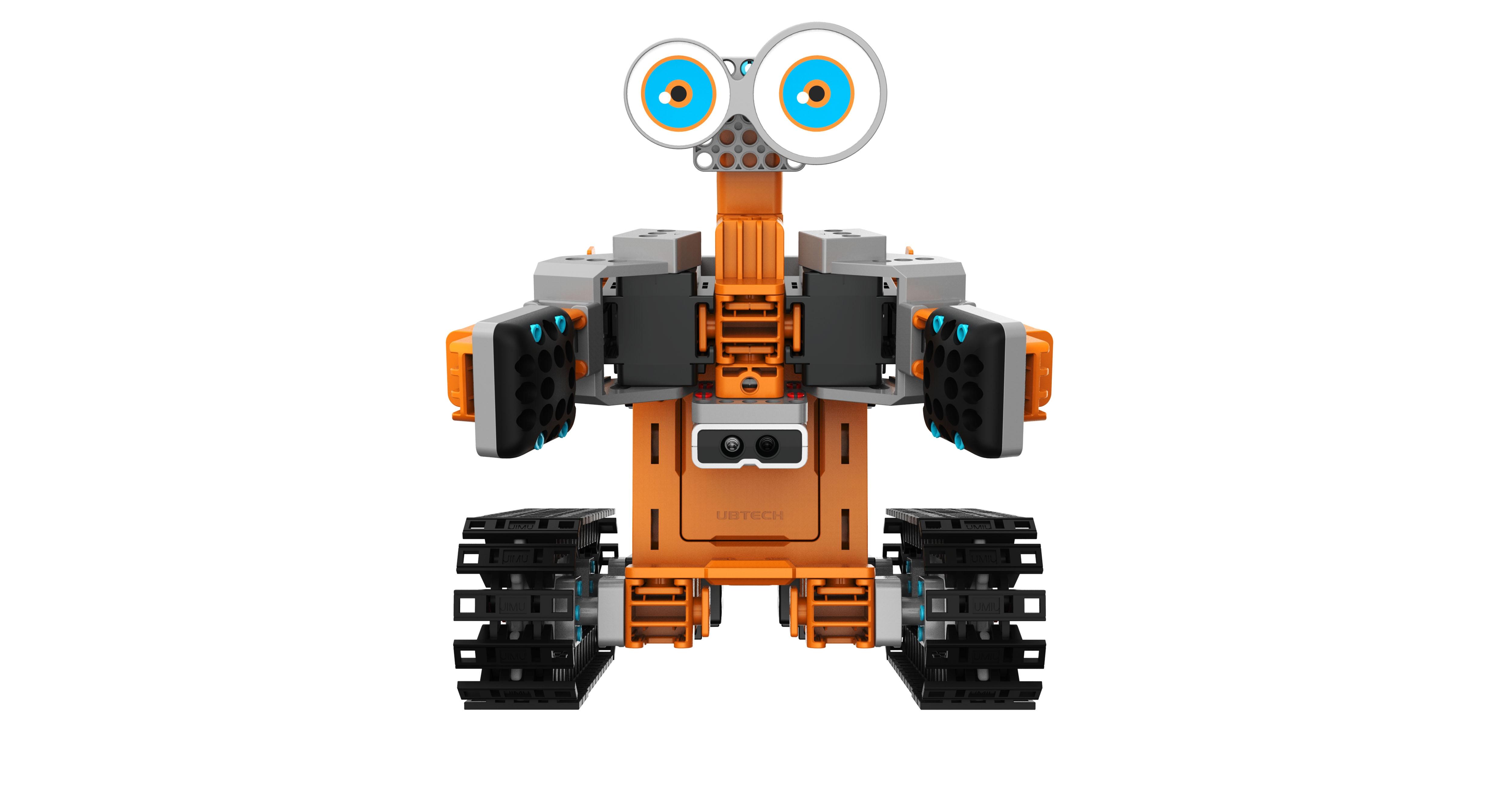 Jimu robot tankbot un simpatico robottino per imparare a programmare smartworld - Robot per cucinare e cuocere ...