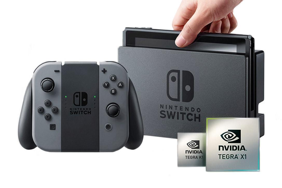 Nintendo Switch: stesso SoC di NVIDIA Shield Android TV, meno potenza grafica e velocità di clock, API Vulkan