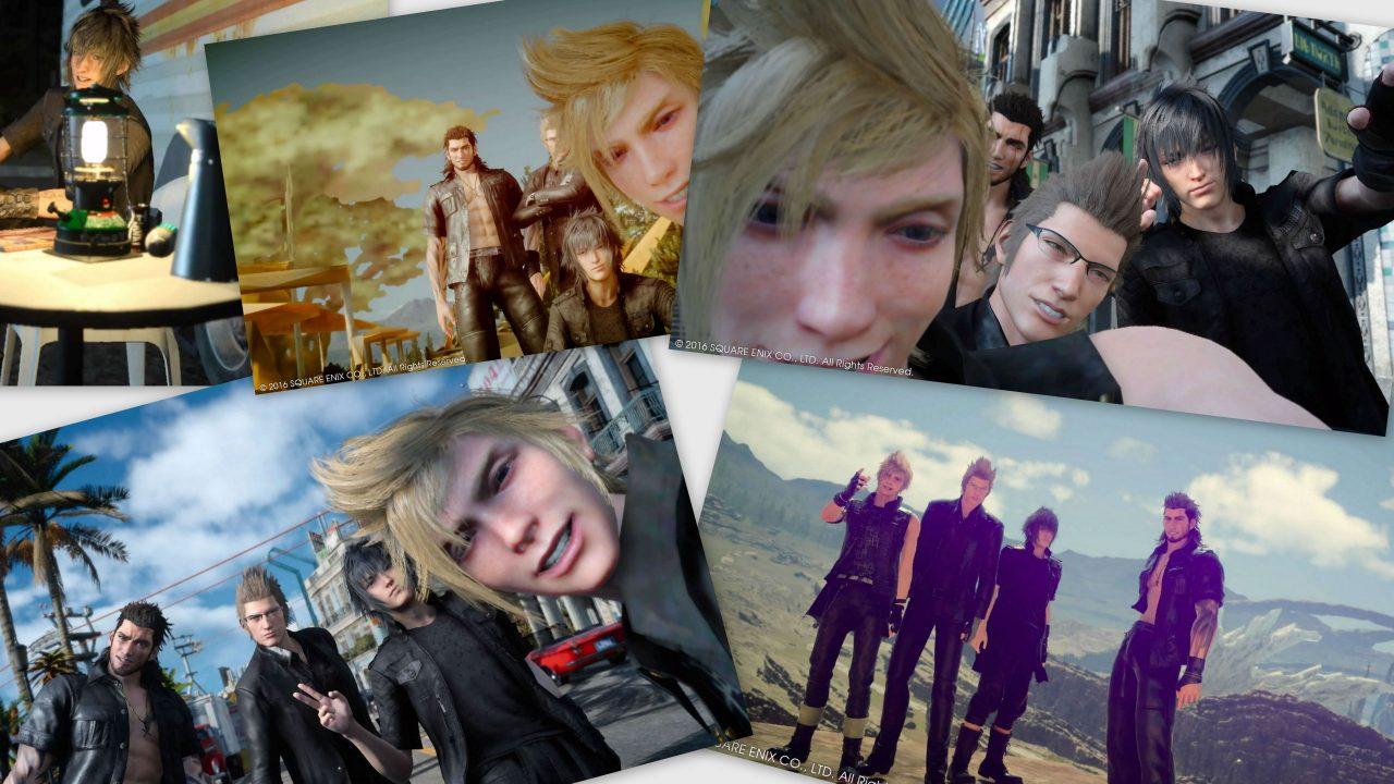 recensione-final-fantasy-xv-foto-di-gruppo