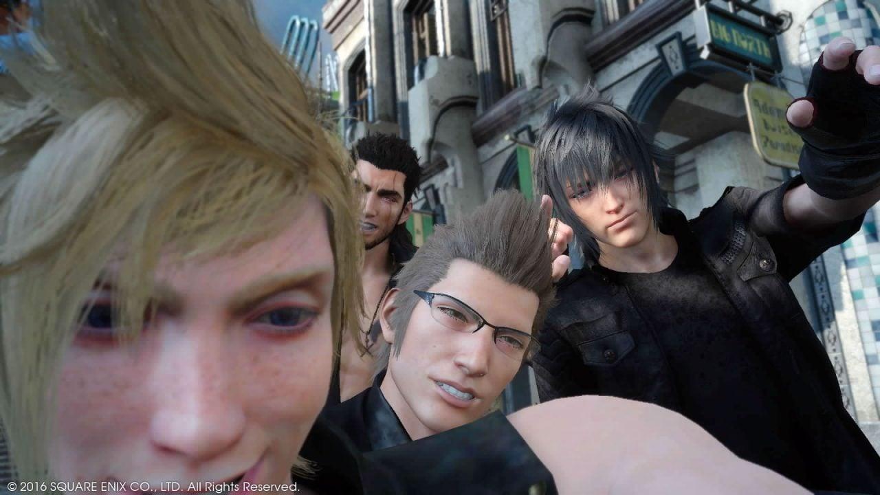 4 succose novità per i fan di Final Fantasy XV (aggiornato)