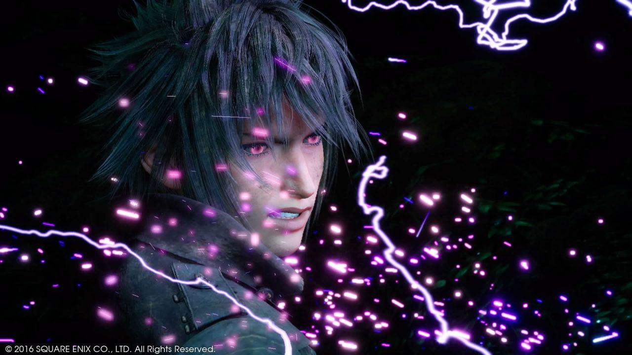 Recensione Final Fantasy XV - Ogni segmento della trama è accompagnato da temi musicali dai toni epici.
