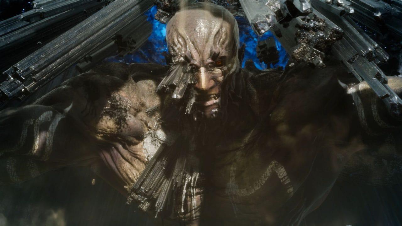 Recensione Final Fantasy XV - Il titano, va da sé che richiamarlo in qualsiasi battaglia renderebbe il tutto troppo semplice. Ecco perché sarà possibile evocarlo solo in determinate occasioni.