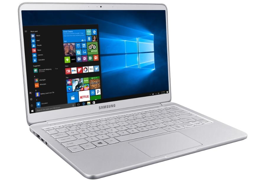 Samsung Notebook 9: Kaby Lake ed HDR per il nuovo portatile da 800 grammi (foto)