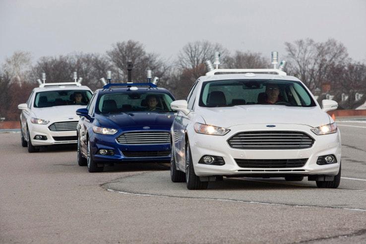 Ford vuole iniziare i test di auto a guida autonoma in Europa entro il 2017