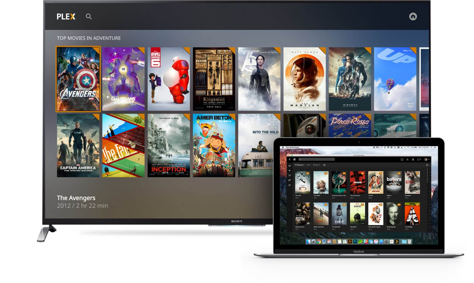 Novità in casa Plex: Media Player gratis per tutti e plug-in Kodi per Pass