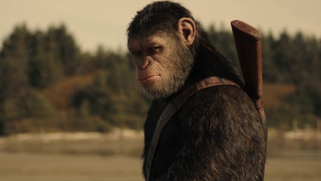 La guerra arriva sul Pianeta delle Scimmie, con il primo trailer di War for the Planet of the Apes (video)