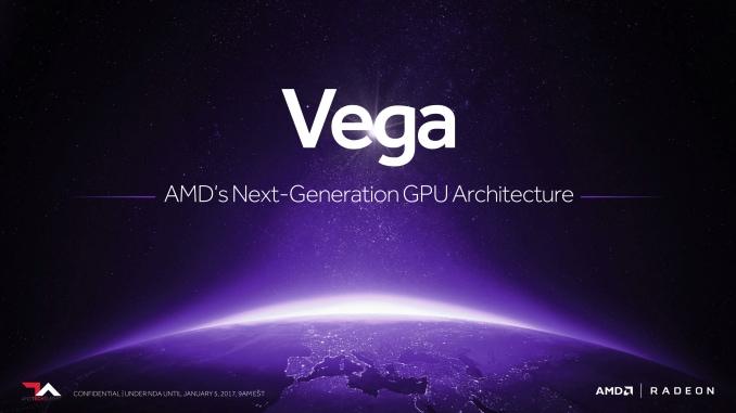 AMD Vega: abbiamo delle date, anche per le Radeon RX!