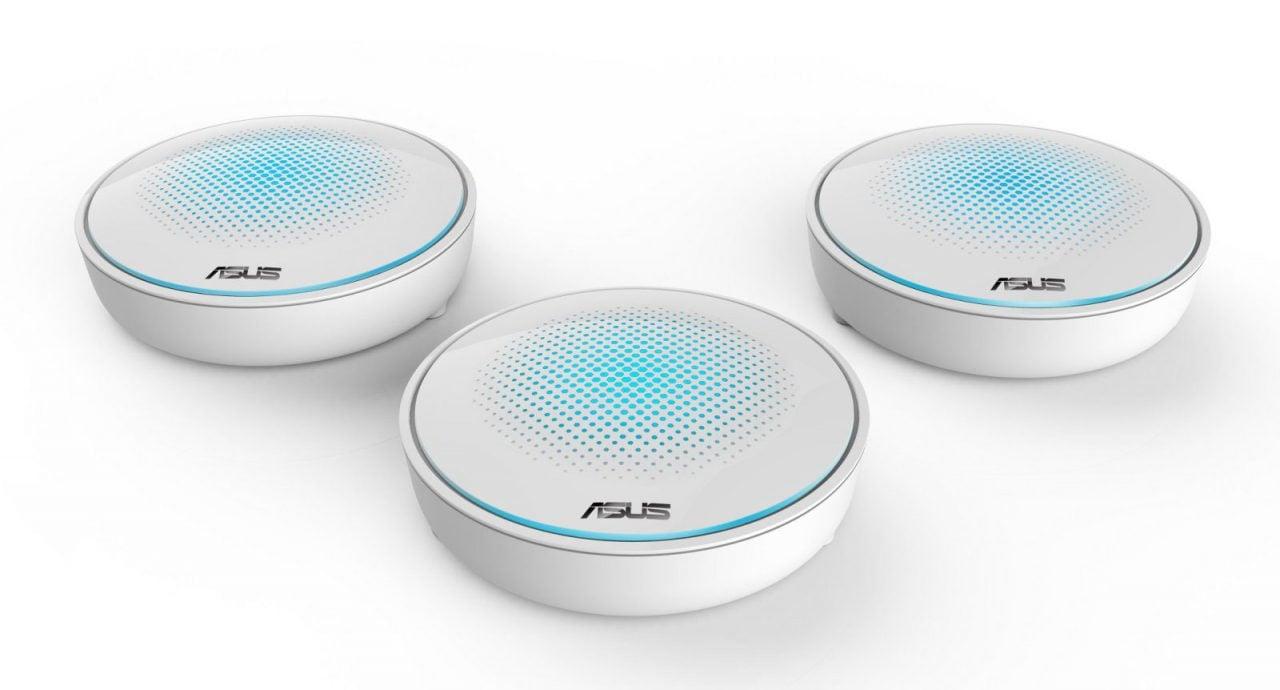 HiveSpot e HiveDot sono i nuovi router ASUS che funzionano in compagnia