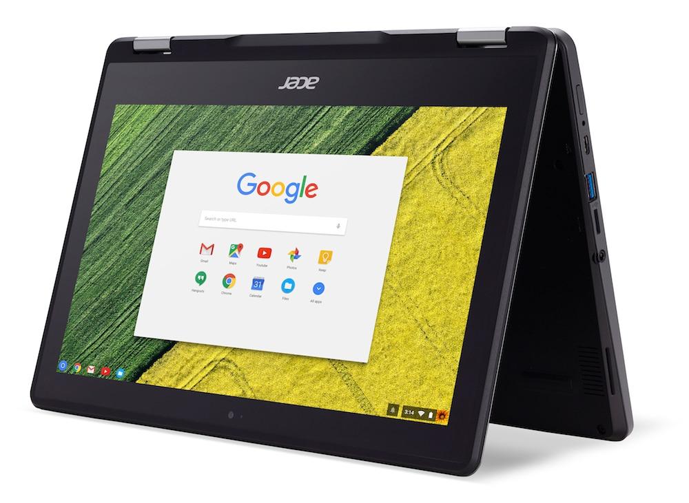 Acer punta tutto sull'educazione con un Chromebook, un notebook e un kit di sviluppo