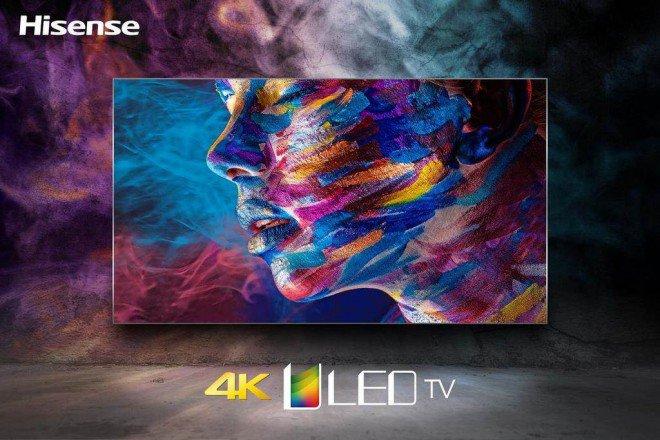 TV 4K ed HDR Hisense: svelati prezzi e disponibilità della gamma 2017