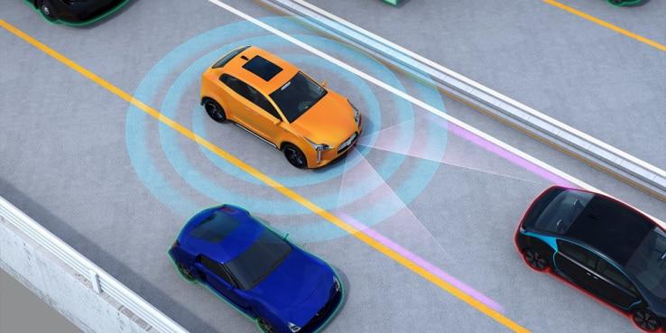 GO, il nuovo marchio Intel che si occuperà di auto a guida autonoma