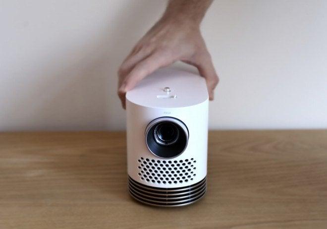 LG ha presentato un proiettore laser smart, da 2.000 lumen con webOS 3.0