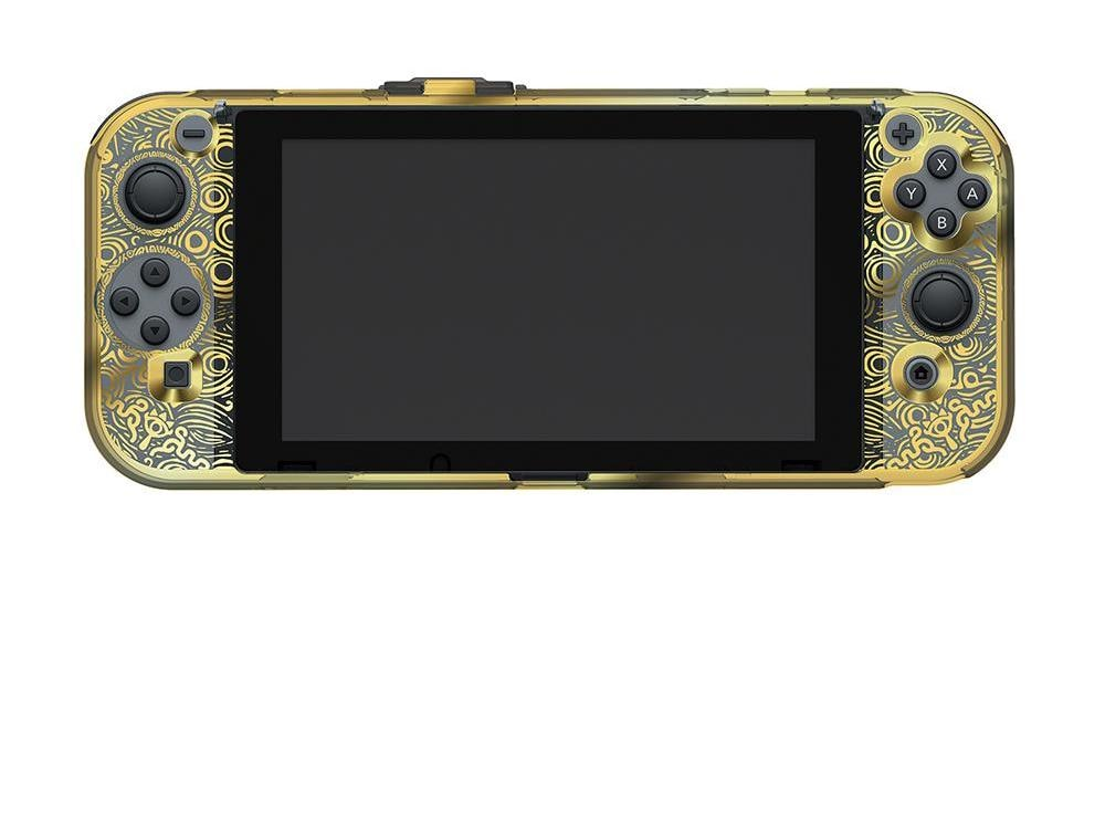 Nintendo Switch avrà tantissimi accessori: ecco quelli di Hori (foto)