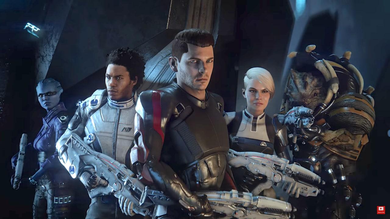 Prendetevi due minuti per guardare il nuovo trailer cinematico di Mass Effect: Andromeda (aggiornato)