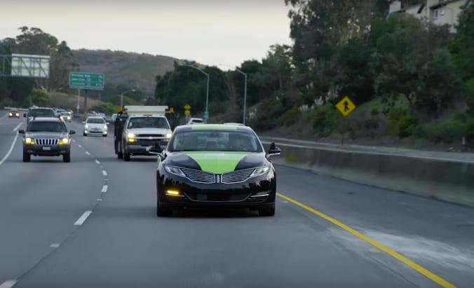 La guida autonoma di NVIDIA vuole essere la più figa di tutte (video)