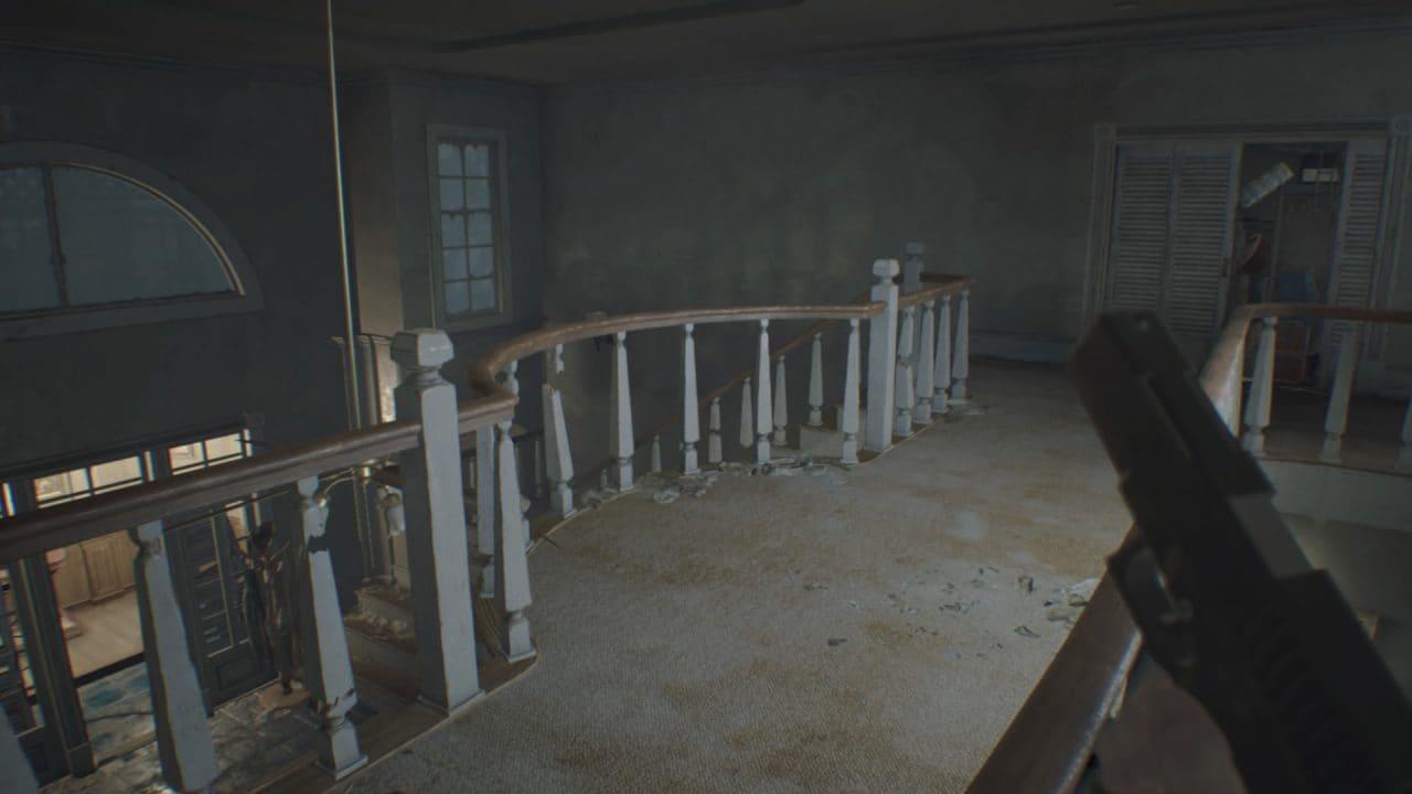 Recensione Resident Evil 7 Biohazard - La residenza Baker è più vasta di quanto si possa pensare.
