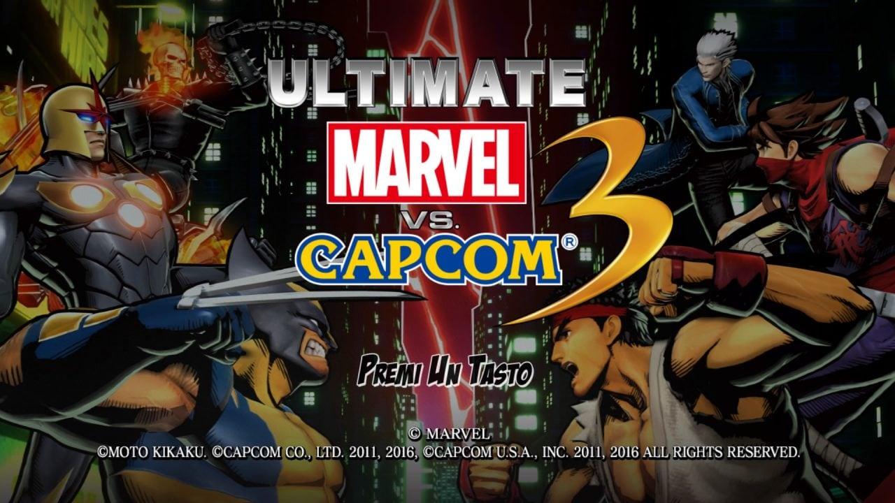 Ultimate Marvel vs. Capcom 3: 1080p, 60 fps e tanto divertimento old-style (recensione)