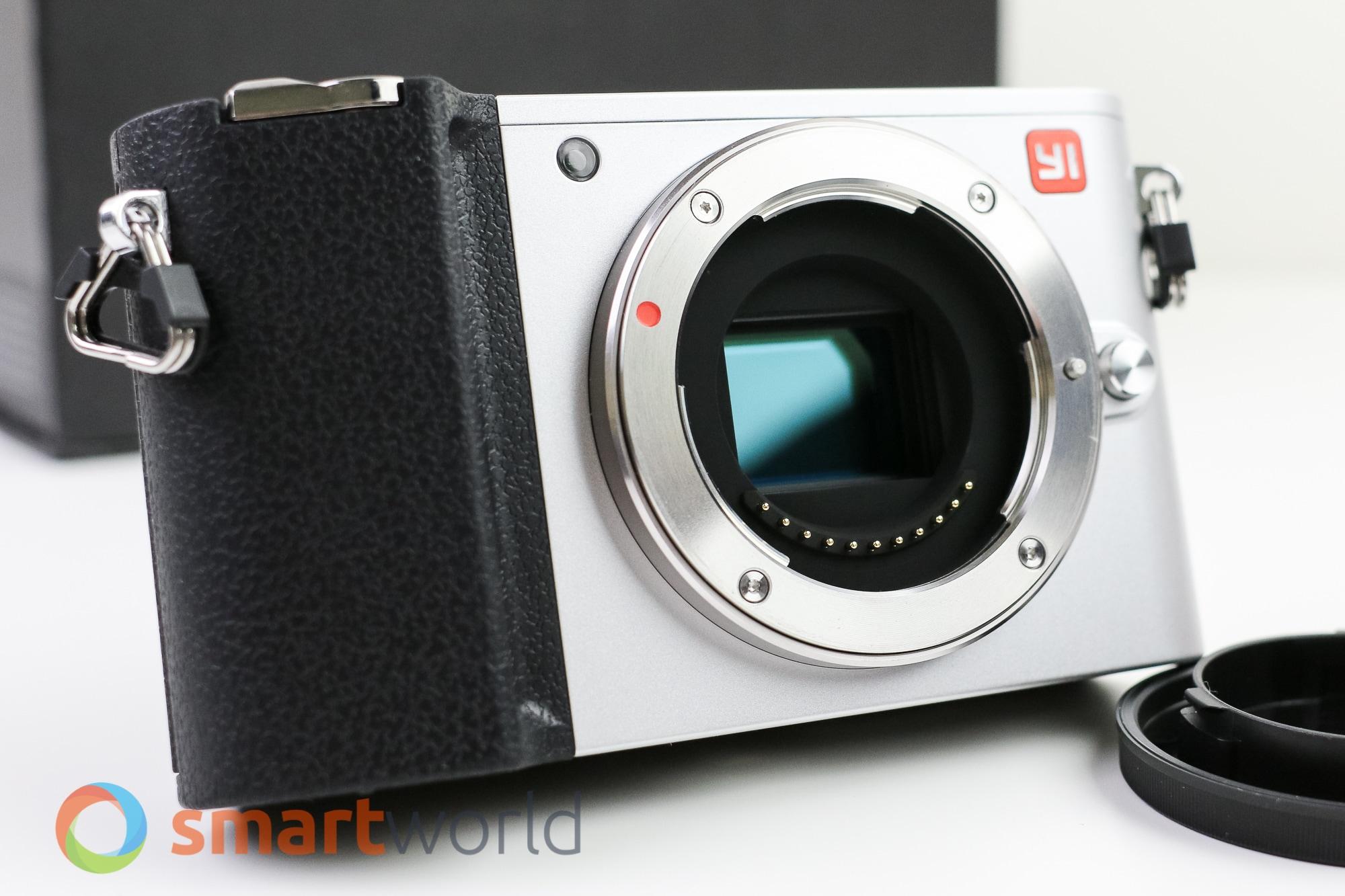 Recensione xiaomi yi m1 mirrorless qualit foto for Microfono esterno xiaomi yi