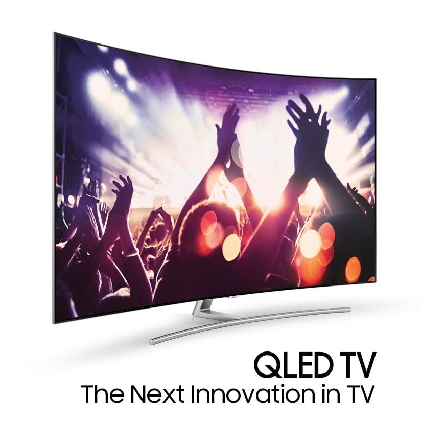 Samsung TV QLED: qualità d'immagine strabiliante con i quantum dot reinventati
