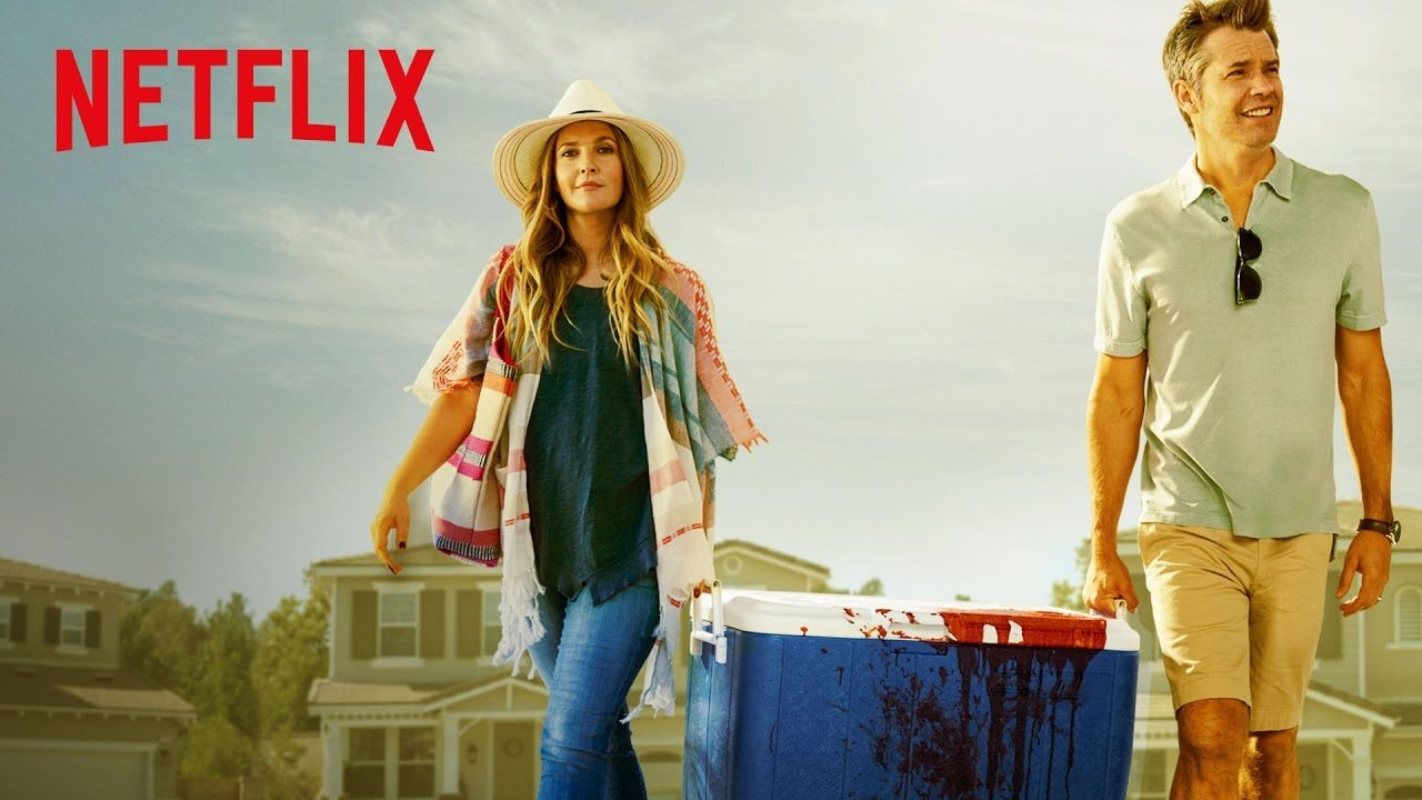 Santa Clarita Diet, ossia una commedia familiare con gli zombie (video)
