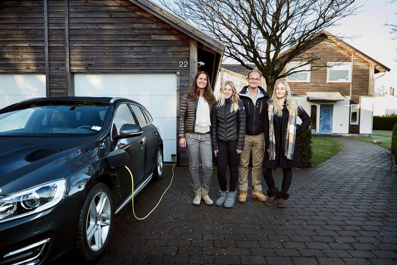 Una famiglia svedese testerà le auto a guida autonoma di Volvo
