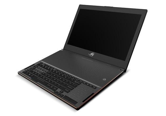 ASUS ROG GX501: laptop da gaming dal design originale con GTX 1080 e Intel Kaby Lake (foto)