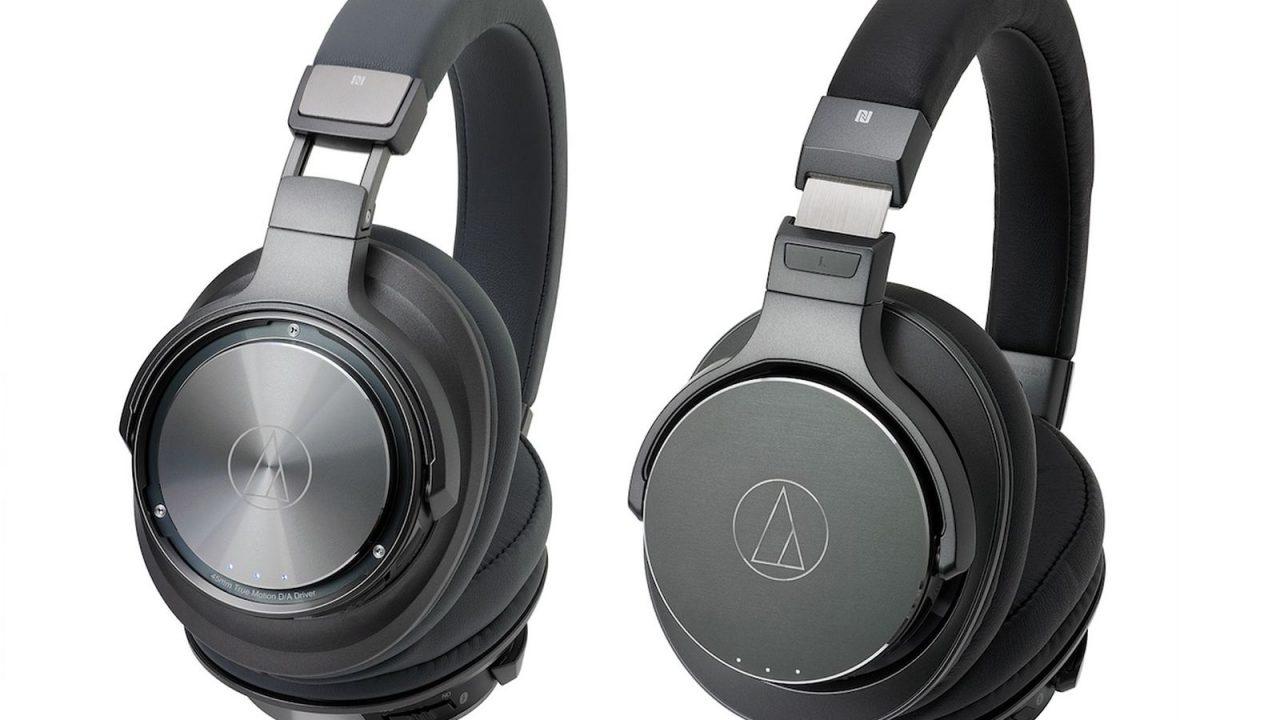 Audio-Technica ha svelato tre nuove cuffie cablate e non al CES 2017 (foto)