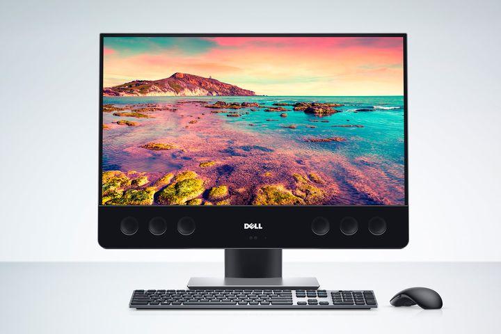 Dell XPS 27 AIO ha uno schermo 4K e ben 10 altoparlanti per l'audio (foto)