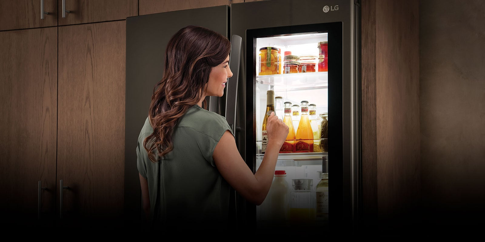 Lg Smart Instaview Un Frigo Smart Con Display E
