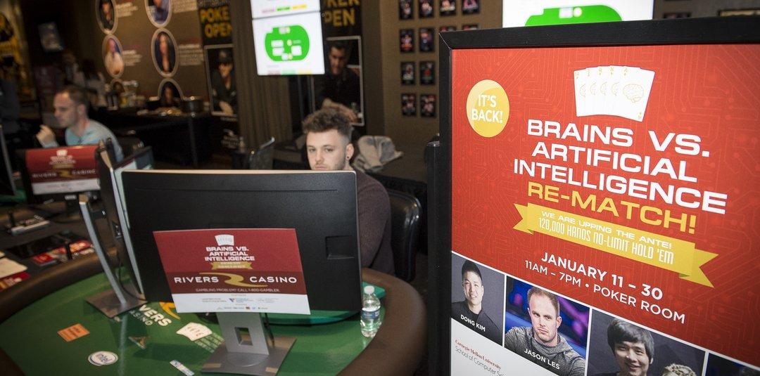 Quattro campioni di Poker sfideranno una sofisticata intelligenza artificiale a Texas Hold'em