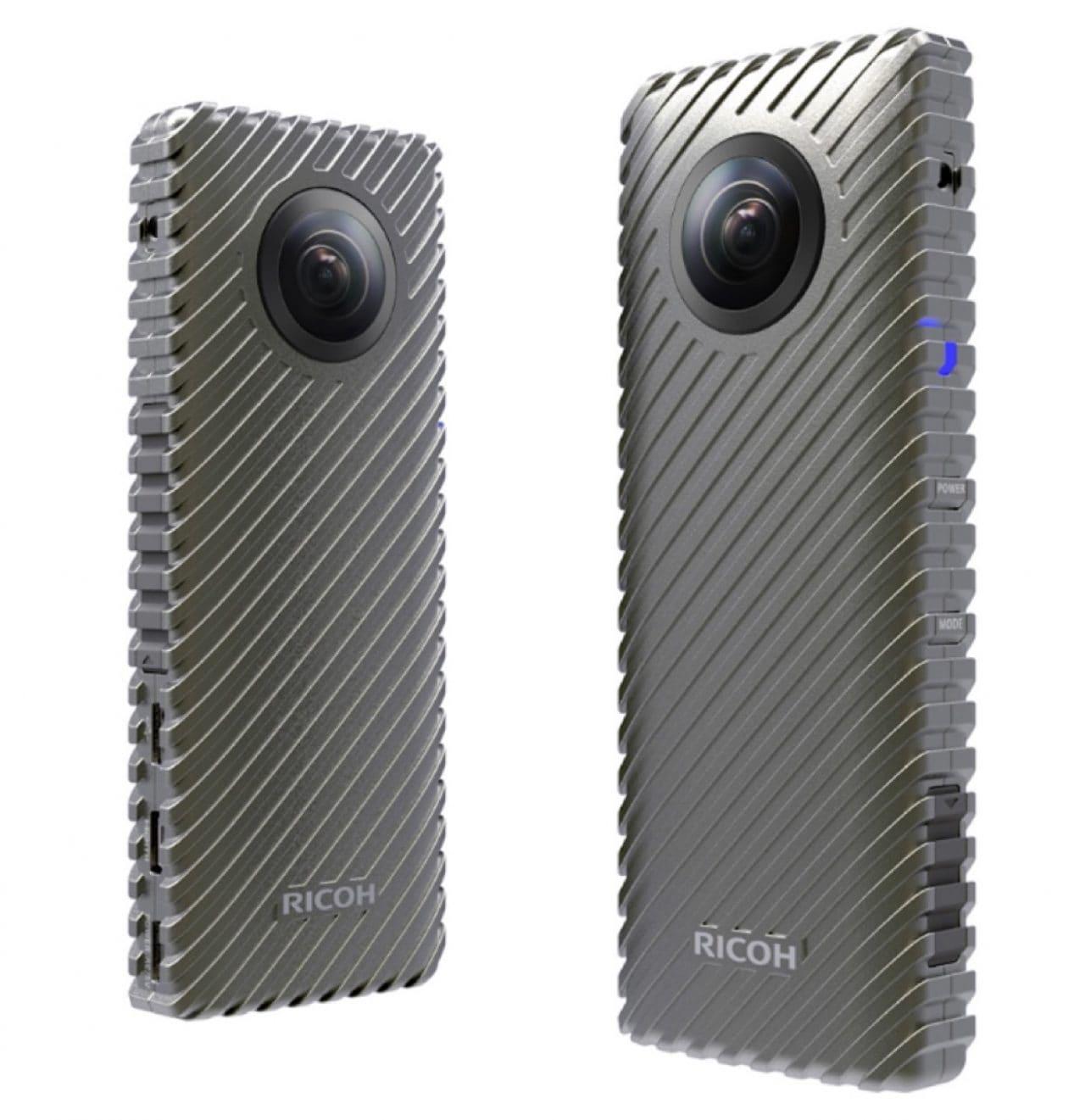 Ricoh R è la videocamera a 360° perfetta per i live streaming sui social (foto)