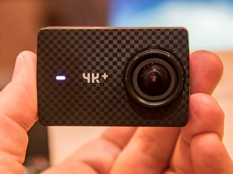Yi Camera 4K+ alza l'asticella e sfida ancora GoPro
